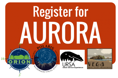 Register for AURORA now!