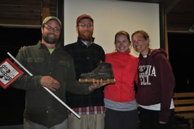 2013 Birding Boot Champions