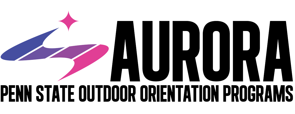 AURORA Penn State Outdoor Orientation Programs