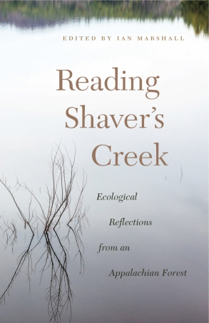 Reading Shaver's Creek Book