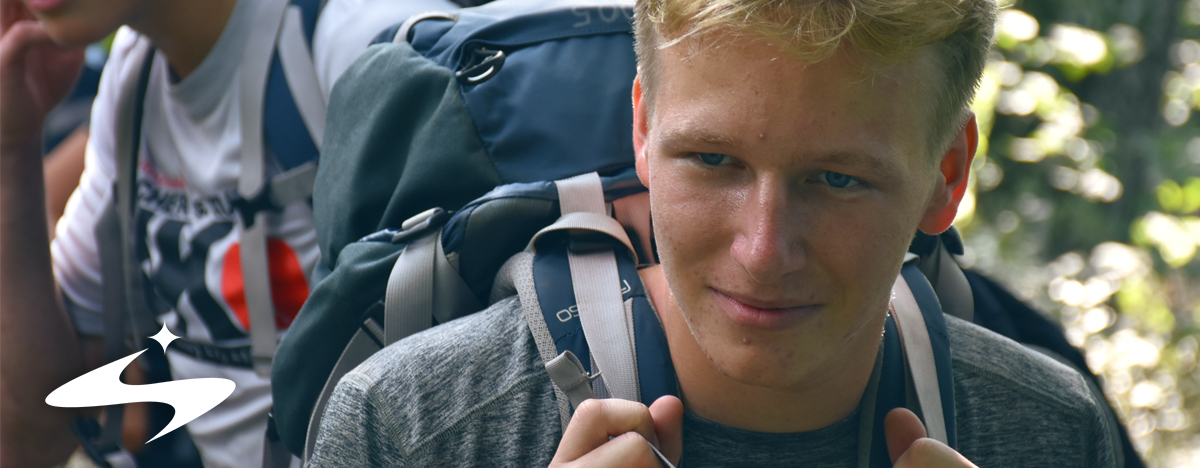 RIGEL Backpacker
